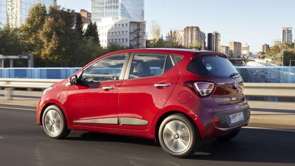 Hyundai Pone A La Venta En Espa U00f1a El I10 Propulsado Por Gas