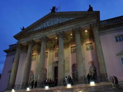Reabren la Staatsoper unter den Linden de Berlín