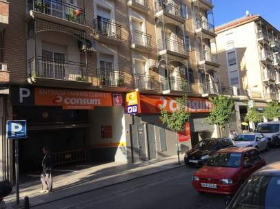 Nuevo supermercado coeficiente de la cooperativa Consum