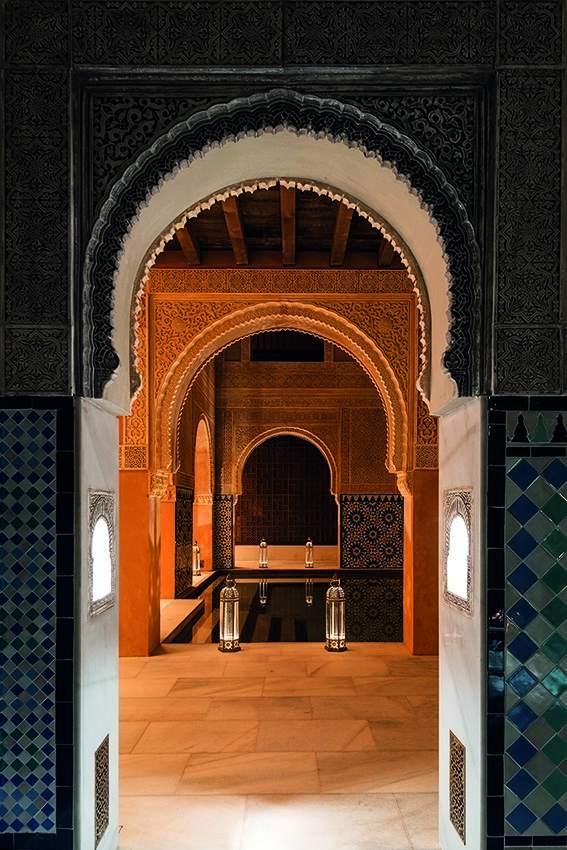 Turismo hammam al ndalus crea paquetes para disfrutar de - Hammam al andalus banos arabes ...