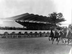 Hipódromo de la Zarzuela, la gran obra de Arniches, Domínguez y Torroja