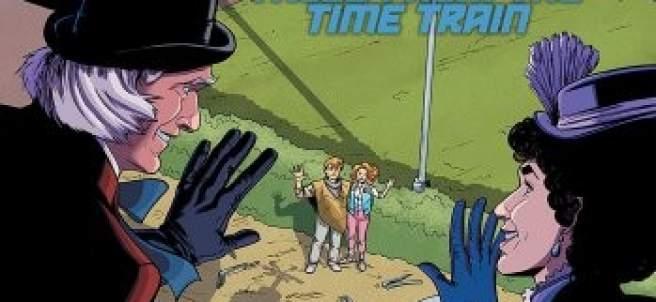 Nuevo cómic de 'Regreso al futuro'