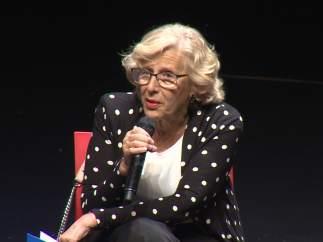 Carmena: 'Los gobernantes deben saber dialogar'