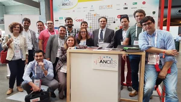 Empresas participantes.