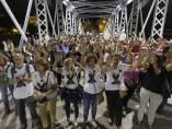 Protesta en Murcia