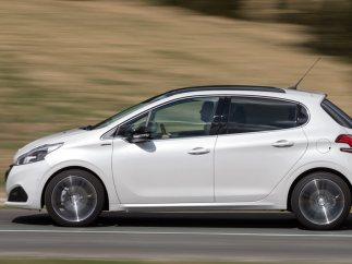 Conducción menos deportiva en Peugeot