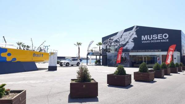 Comerç autoritza l'obertura de grans centres d'Alacant els diumenges 15 i 22, en el marc de la Volvo Ocean Race