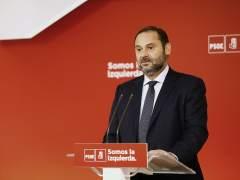 """El PSOE quiere que la aplicación del 155 sea lo más """"limitada"""" y """"breve"""" posible"""