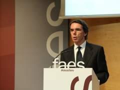 """Aznar: """"La reforma constitucional que se propone es un pago a plazos al independentismo"""""""