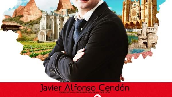 León: Javier Alfonso Cendón