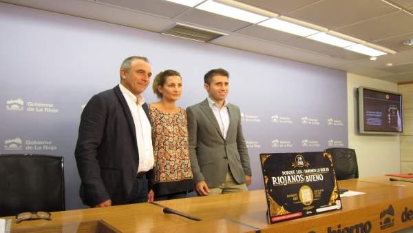Presentación APP DOP 'Aceite de La Rioja'