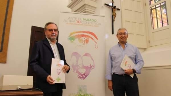 Delegado diocesano de Pastoral Obrera y director de Cáritas Diocesana de Sevilla
