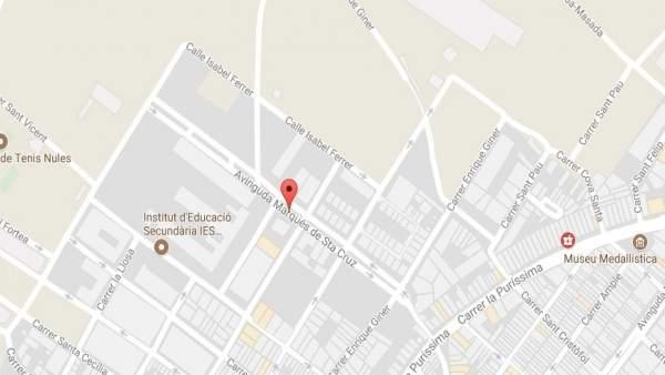 Mor una dona atropella després d'una col·lisió entre dos cotxes a Nules