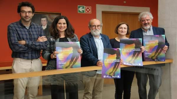 Nota Uc Cuatro Propuestas Vanguardistas Protagonizan La 28ª Muestra De Teatro Co