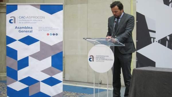 Presidente de CAC-Asprocón, Ramón Montero