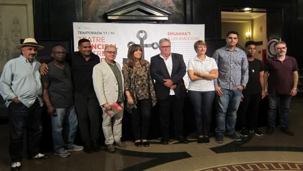 Presentación del concierto 'Ultramar' de Mª del Mar Bonet en València