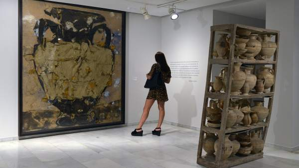 Exposición retrospectiva de Valdés en Fundación Bancaja