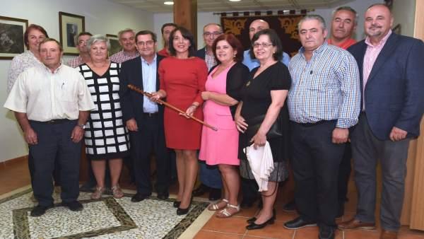 Pleno de investidura de María Dolores Pastor como alcaldesa