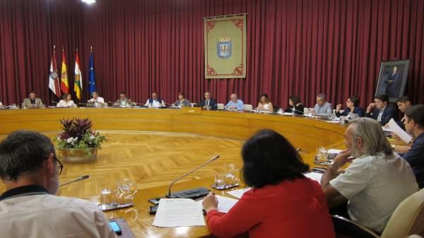 Pleno Ayuntamiento 5 De Octubre