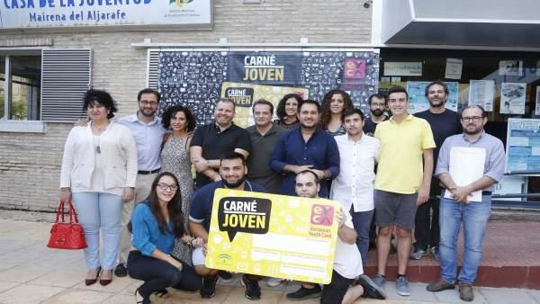 Mairena del Aljarafe se suma a los descuentos del Carné Joven