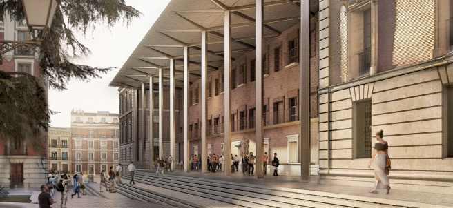 Extensión del Museo del Prado