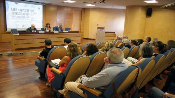 Jornadas de investigación UJA-Complejo Hospitalario