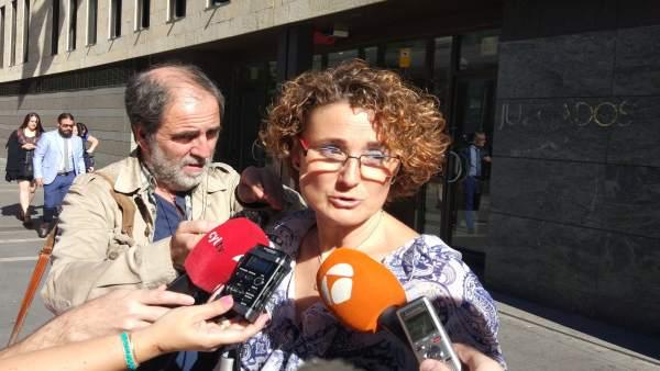 Isabel Palomino, abogada de Adavasymt