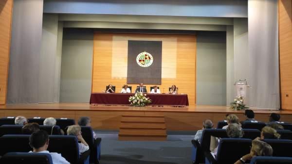 Inauguración Universidad de Mayores