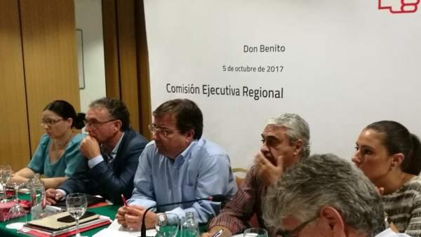 Comisión Ejecutiva Regional