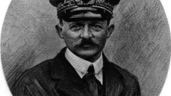 El ingeniero de montes Benito Ayerbe.