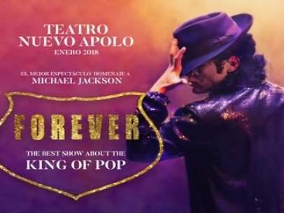 'Forever King of Pop', el musical de Michael Jackson