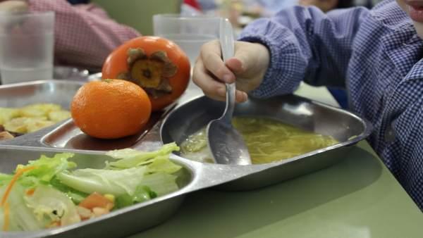 Educación amplía en 4,2 millones las becas de comedor, que ...