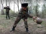 General Yermelov Cadet School, la escuela rusa que imparte disciplina militar a alumnos de primaria y sencundaria.