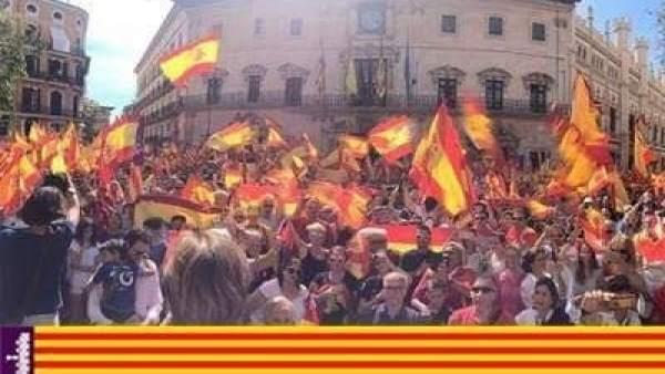 Manifestación 7 de octubre