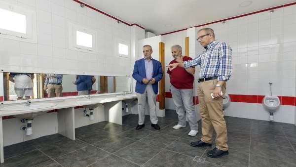 Culminadas las obras en el CEIP San José de Palmete de Sevilla