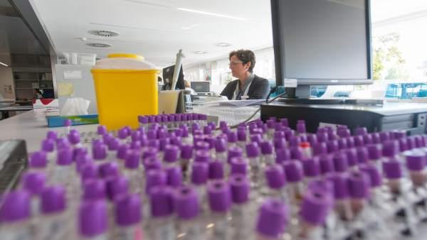 Laboratorio de Bioquímica Clínica de la Clínica Universidad de Navarra