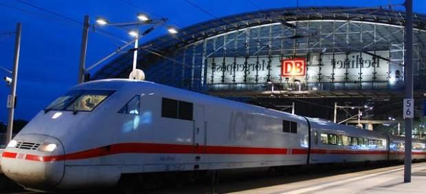 Tren DB.