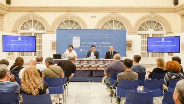 Diputación de Almería busca un vínculo estable con Liverpool