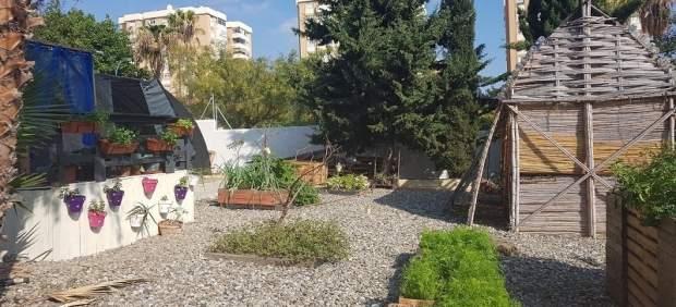La noria inaugura las actividades de la huerta con - Huerto urbano malaga ...