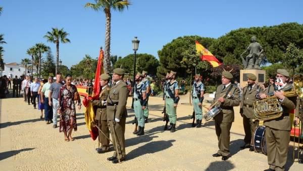 Acto de Jura de Bandera