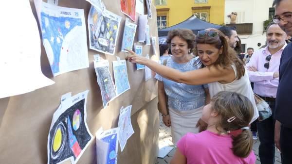 Fotografías. Semana Mundial Del Espacio