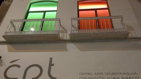 Centro de Arte de la Tauromaquia Museo Taurino Juan Barco Colección Málaga CAT
