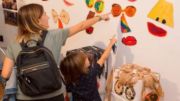 Inauguración de la exposición 'Ets un artista... I exposes al MAMT'