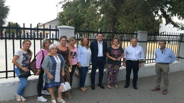 PP exige a la Junta la reforma integral del Colegio Azahara de Villarrubia