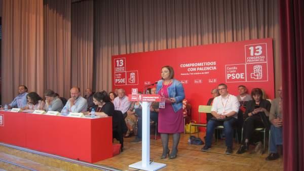 Andrés proclamada secretaria Provincial de PSOE