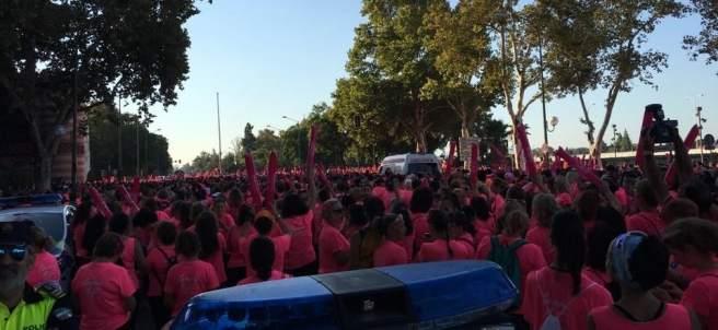 Carrera de la Mujer de Sevilla 2017