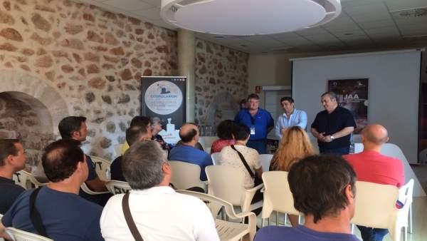 Jornada de astronomía en Hornos de Segura (Jaén)