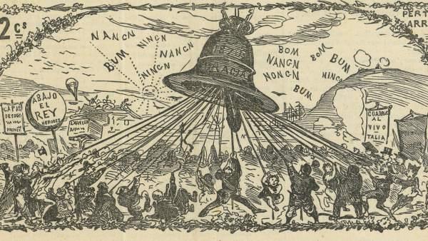 La campana de Gracia, 1871
