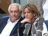 Dominique Strauss Kahn y Myriam L'Aouffir