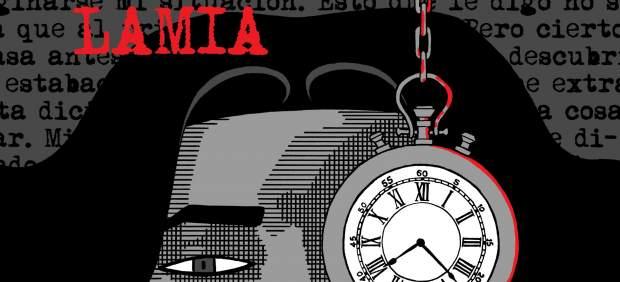 'Lamia', el cómic de Rayco Pulido